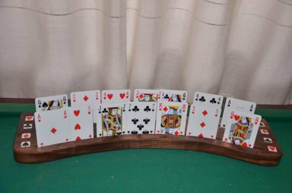 reggi carte da gioco